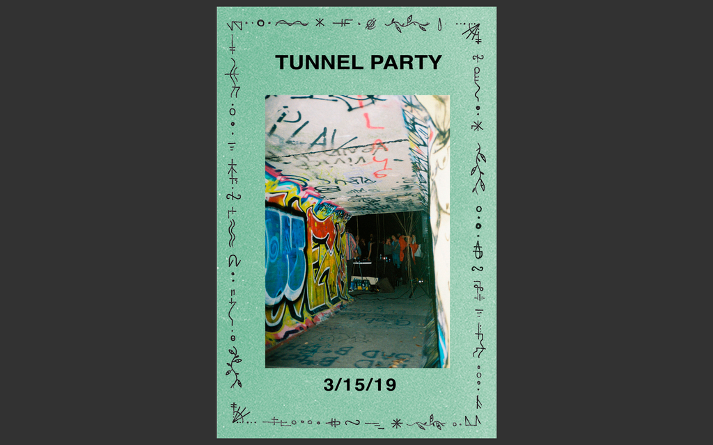 Tunnel Party Zine