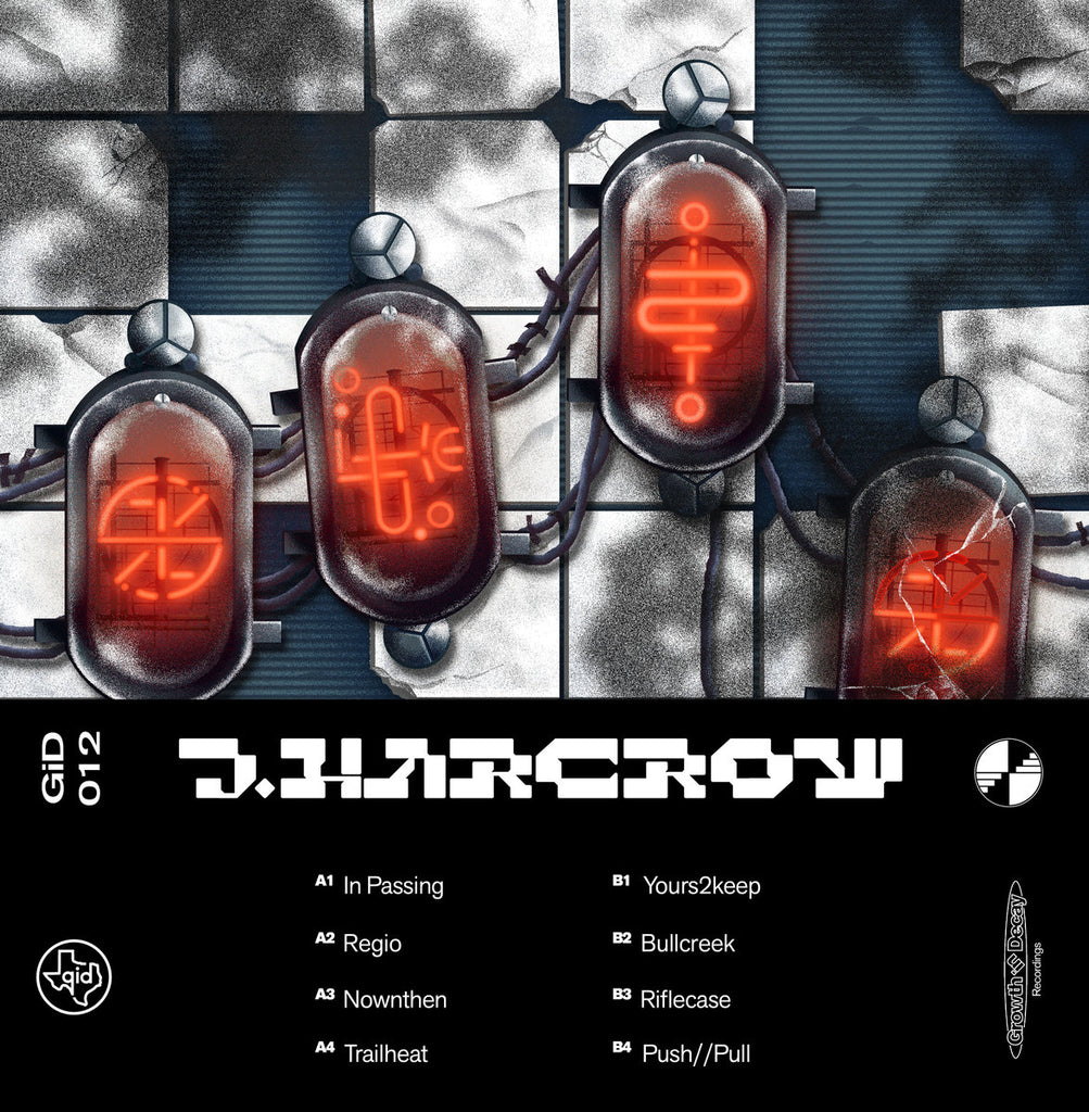 J. Harcrow (Tape) [GiD-012]
