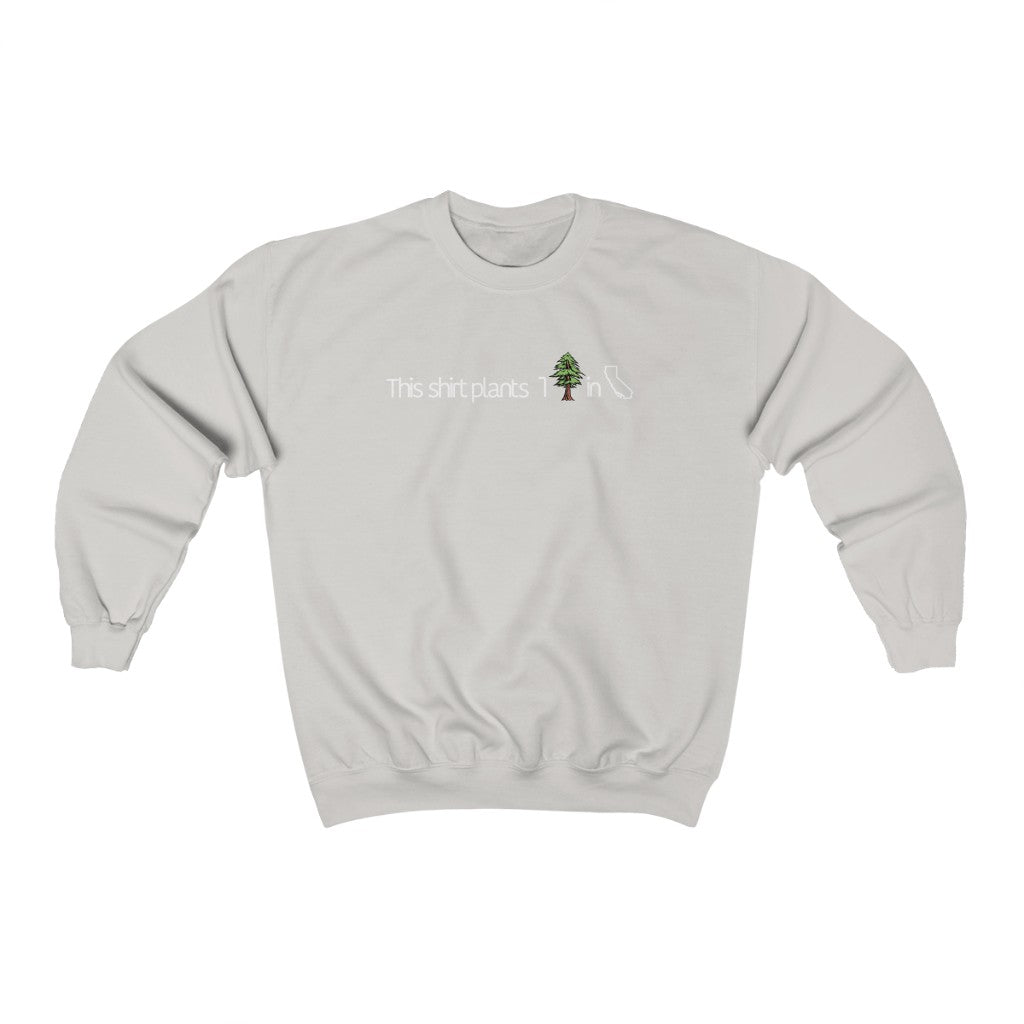 California Plantin' Crewneck
