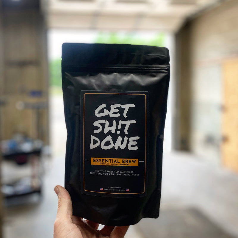 12oz Get Sh!t Done - Home Of The Hustle