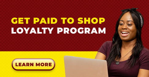 Banner - Earn an extra 10% off all orders with our loyalty program.