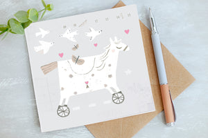 Childrens Greeting Card
