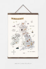 Load image into Gallery viewer, The British Isles Map