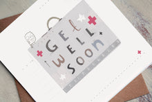 Load image into Gallery viewer, Get Well Soon - Greetings Card
