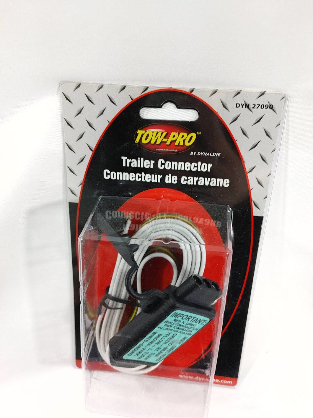 4 Way Flat Connector with Cover