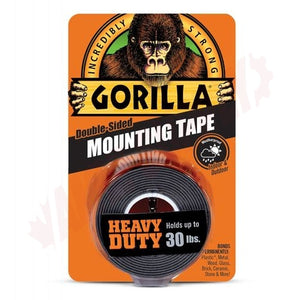 Gorilla HD Mounting Tape