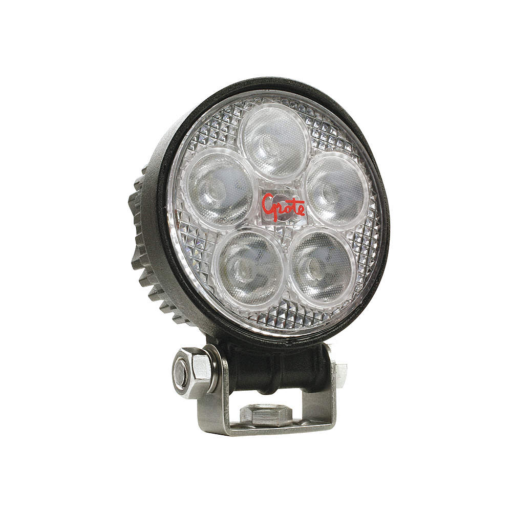 BriteZone small round LED light