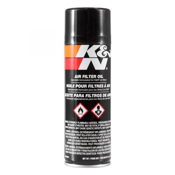 K&N Air Filter Oil 12.25oz