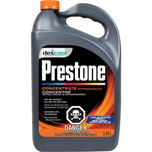 Prestone Extended Life Dex-Cool Concentrate Anti-Feeze