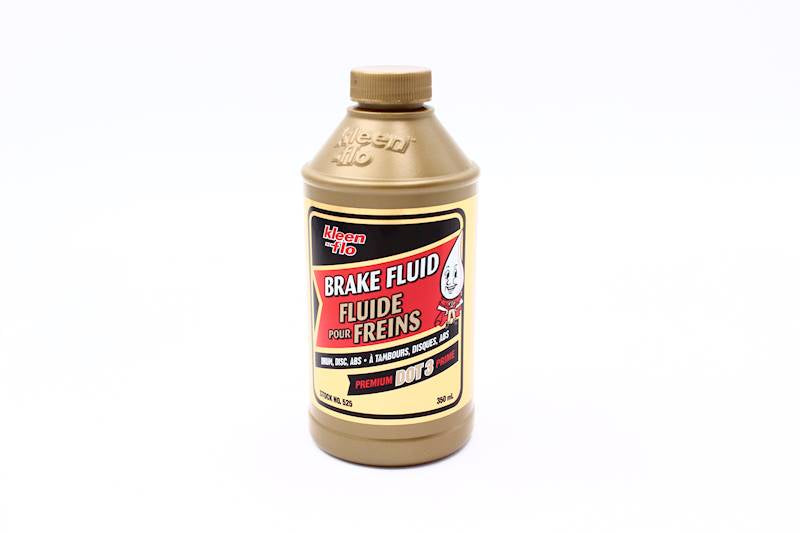 HD Kleen-Flo Dot 3 Brake Fluid