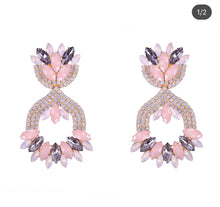 Load image into Gallery viewer, Ballerina Pastel-Pink Earrings