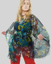 Load image into Gallery viewer, Kristina Blouse in Versace Fabric