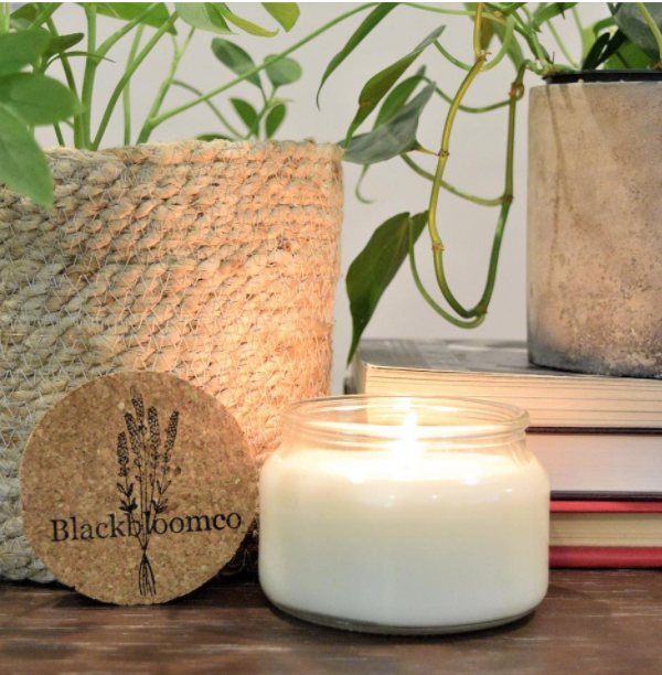 Handmade Sustainable Candle Linen