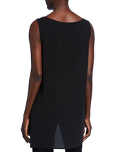 Load image into Gallery viewer, Eileen Fisher Bateau NK Lng Shell