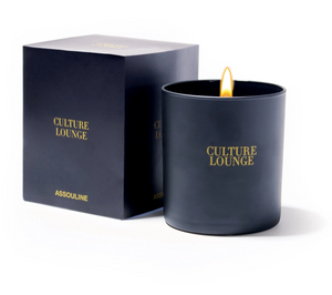 Culture Lounge Library Candle