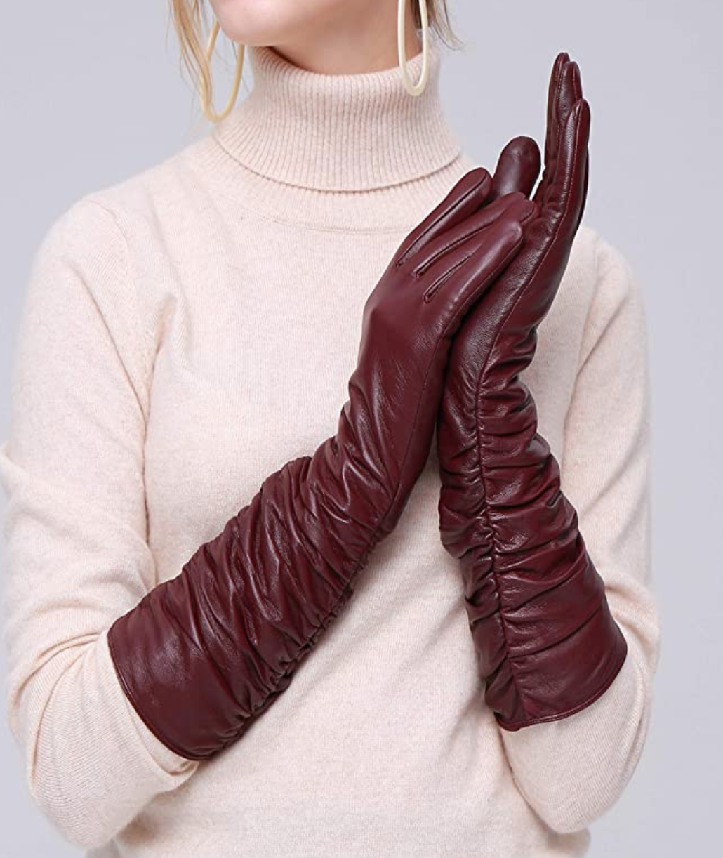 Long Gloves (two colors available)