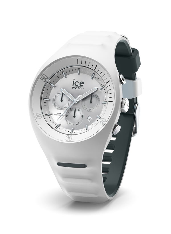 ICE WATCH P. Leclercq Collection White Case 46.5mm (L) White Dial White Strap