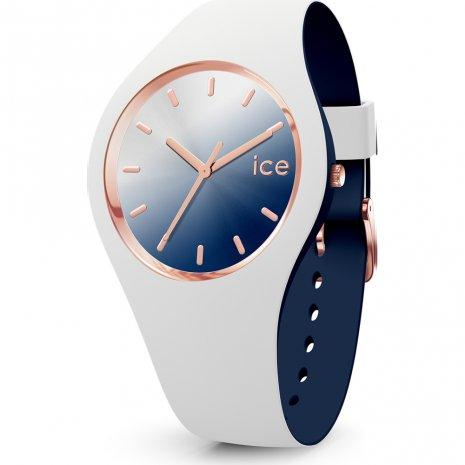 ICE WATCH Duo Chic White Marine Medium 3H