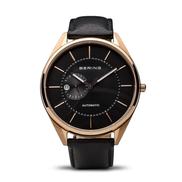 Bering Automatic Polished Gold Watch