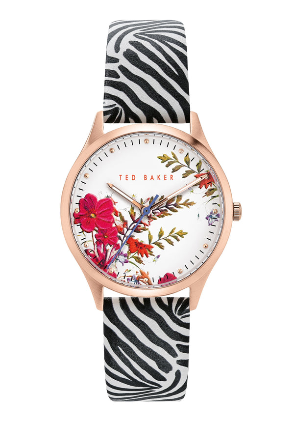 Ted Baker Belgravia Zebra Watch
