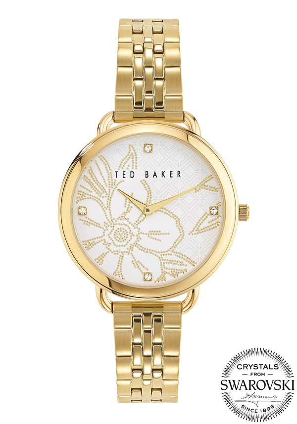 Ted Baker Hettie Gold Bracelet Watch