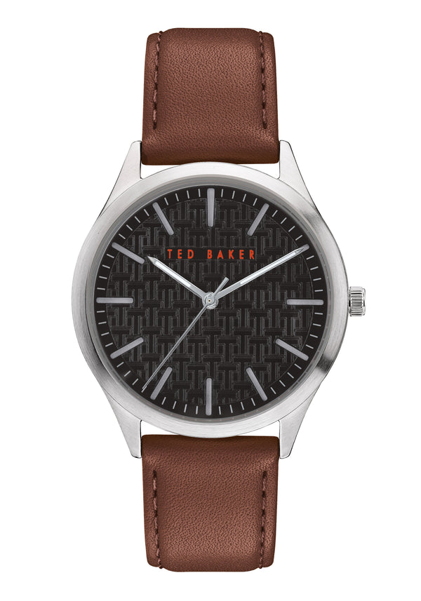 Ted Baker Manhattan Black Dial Watch