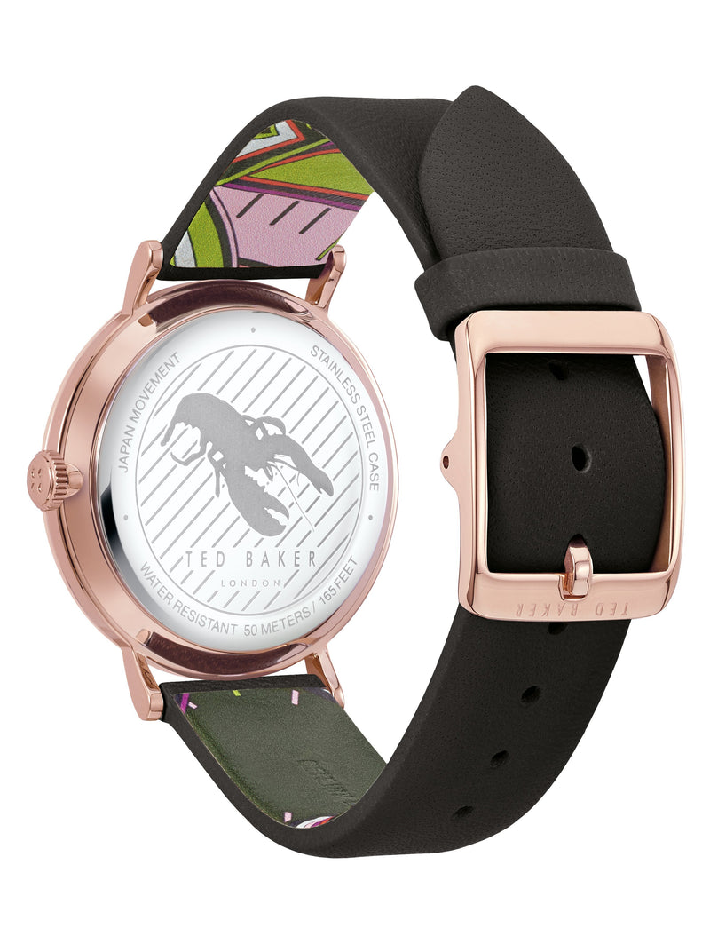 Ted Baker Phylipa Flowers Black Watch