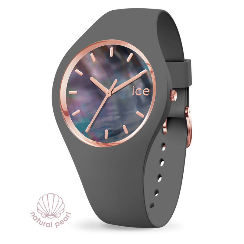 ICE WATCH Pearl Grey Medium