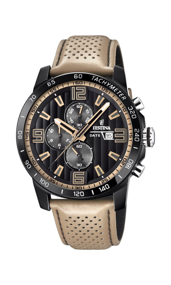 Festina Originals Beige Watch