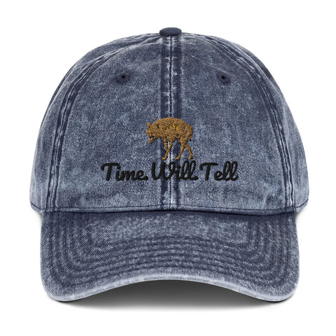 Vintage Cotton Time Will Tell Cap