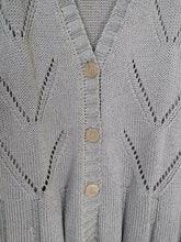Load image into Gallery viewer, Peruvian Connection Cardigan Size L