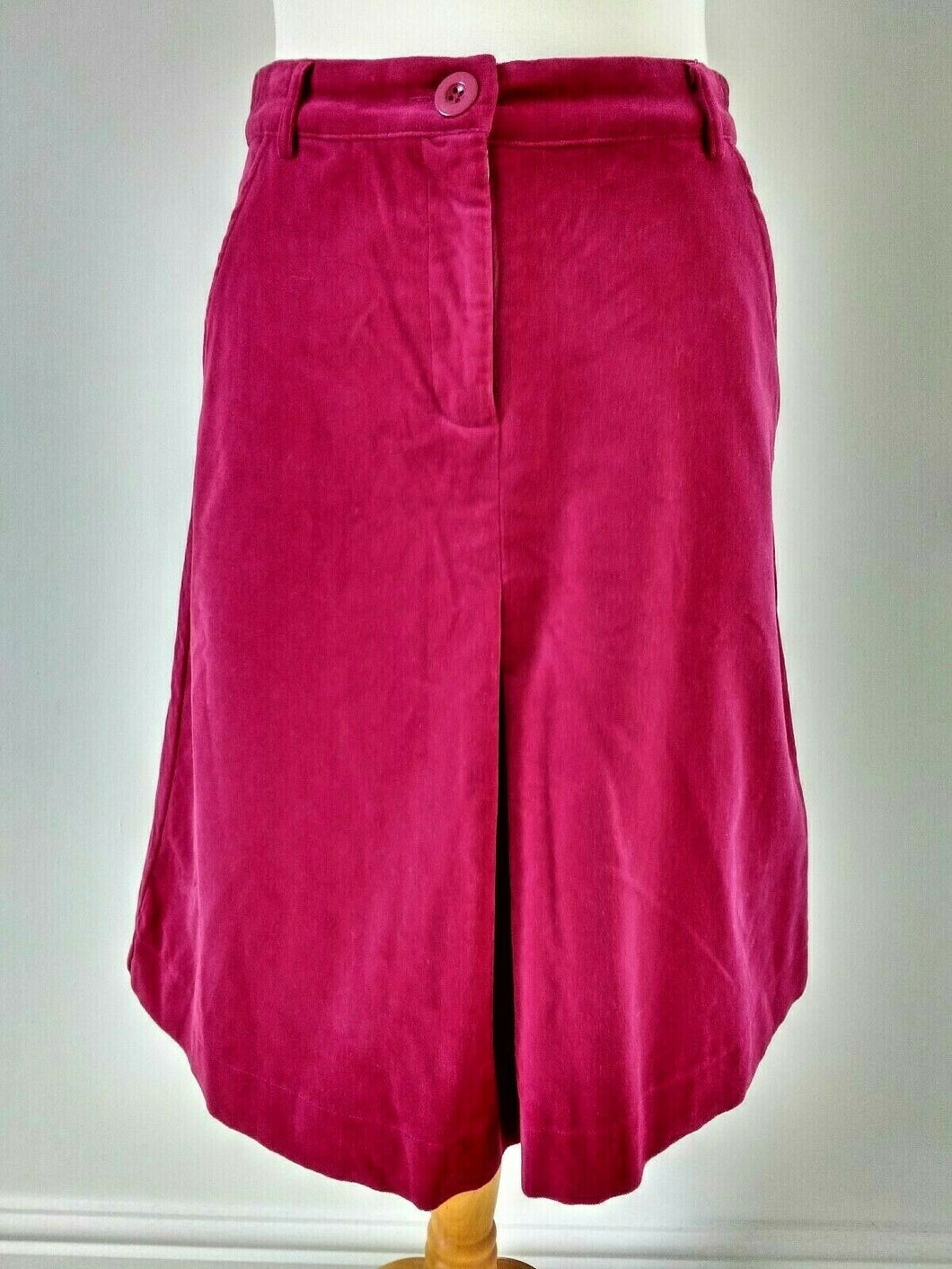 Thought Velveteen Skirt Size 8