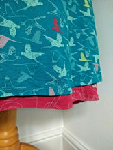 Load image into Gallery viewer, White Stuff Reversible Skirt UK 12
