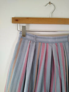 Vintage Wool Skirt Size 6