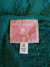 Load image into Gallery viewer, Renaissance Avoca Top Size 16