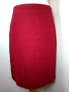 Boden Tweed Skirt Size 12