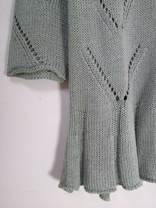 Peruvian Connection Cardigan Size L