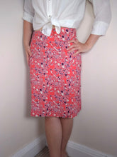 Load image into Gallery viewer, White Stuff Pink Skirt Size 12