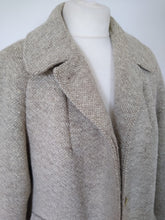 Load image into Gallery viewer, Aquascutum Cocoon Coat Size 14