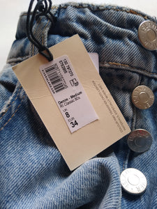 River Island Mom Jeans Size 8