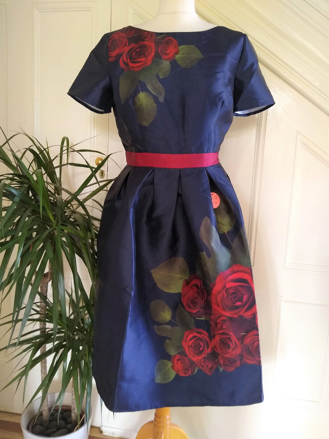Chi Chi London Dress Size 14