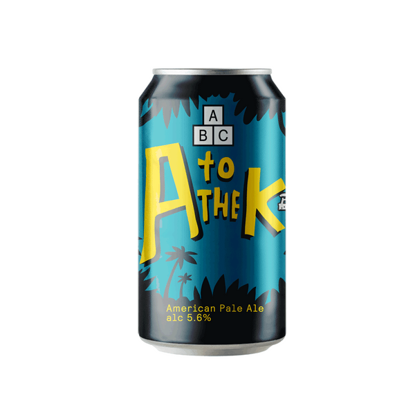 A to the K - 5.6% American Pale Ale