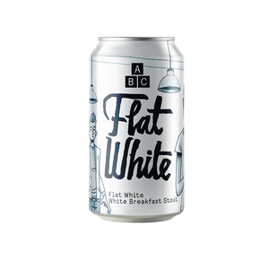 Flat White - 7.4% White Breakfast Stout