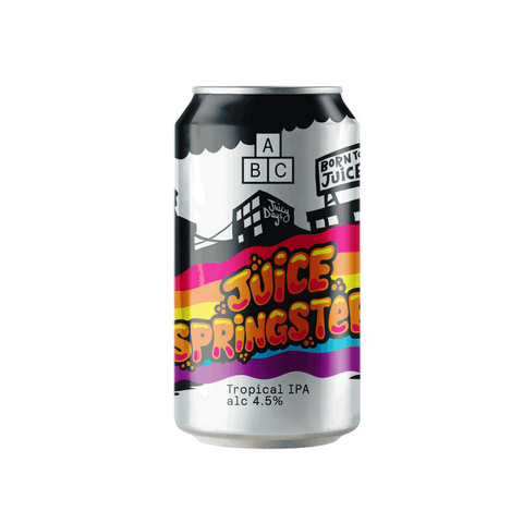 Juice Springsteen - 4.5% Tropical IPA