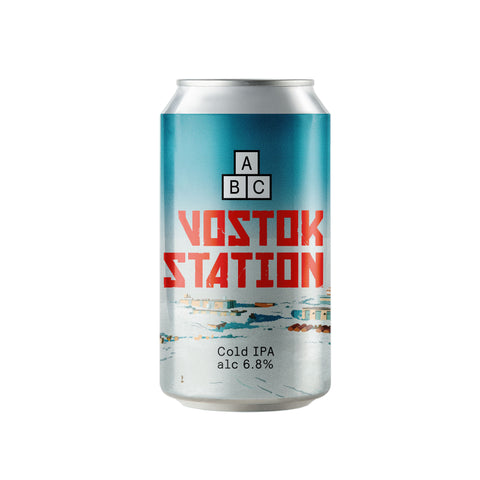Vostok Station - 6.8% Cold IPA