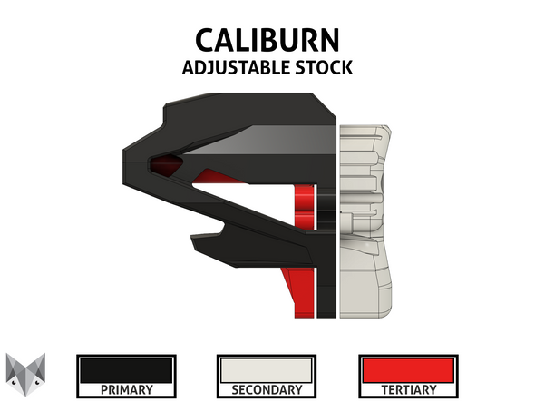 Caliburn - Adjustable Stock
