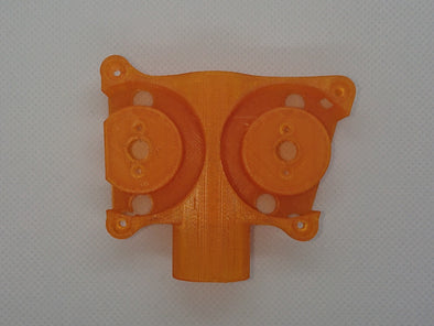 Nerf Evader Open Flywheel Project (OFP) Flywheel Cage