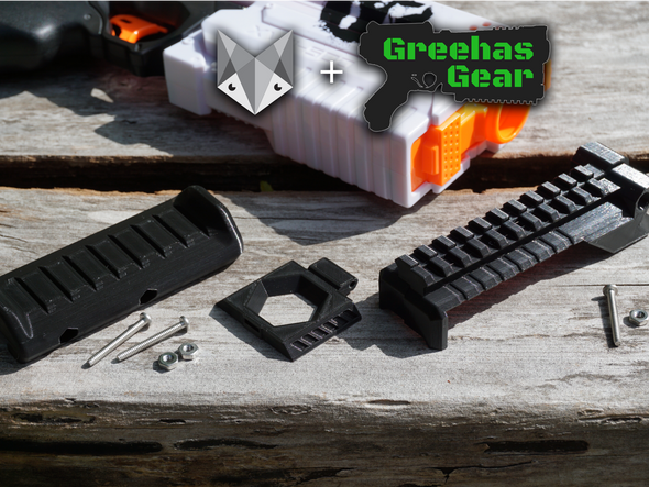 Greehas Gear Kronos Full Kit