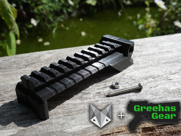 Greehas Gear Kronos Bottom Rail