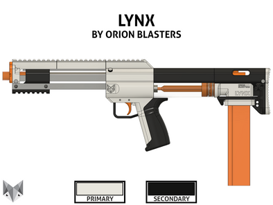 Lynx by Orion Blasters